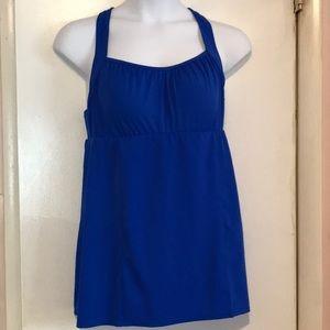Beautiful cobalt blue swim dress